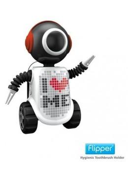 Ochraniacz na szczoteczkę Robot, Flipper