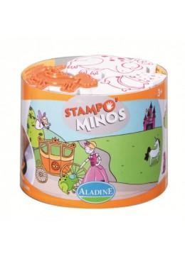 Stempelki Wróżki Stampominos, Aladine