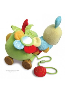 Robaczek w jabłuszku, Little Bird Told Me