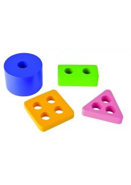 Układanka Puzzle Geometryczne, Boikido