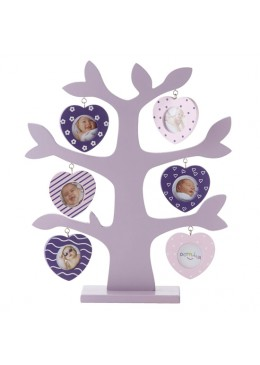 Ramka na zdjęcia drzewko fiolet, Domiva