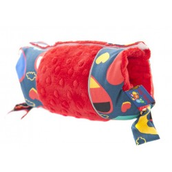 Osłonka Carry Pad CuddlyZoo I love UE, Red
