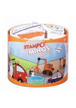 Stempelki Stampominos Zawody, Aladine