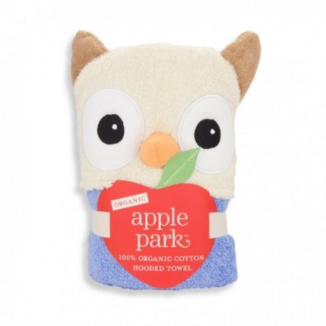 Ręcznik Niemowlaka Sowa, Apple Park