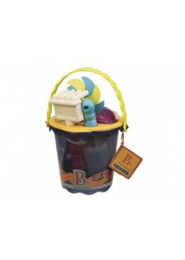 Wiaderko z akcesoriami plażowymi, B.Toys