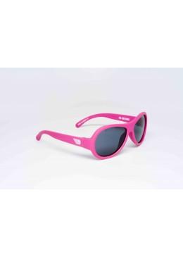 Okulary przeciwsłoneczne Babiators Fioletowy Pilot r. 0-3 lat