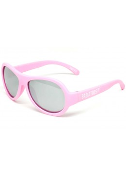 Okulary przeciwsłoneczne Classic Różowa Księżniczka r. 3 -7 lat, Babiators