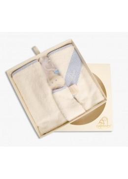 Zestaw prezentowy dla noworodka, blue, Cuddledry