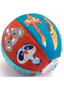 Latająca Piłka zestaw Balonów Zwierzęta, Djeco