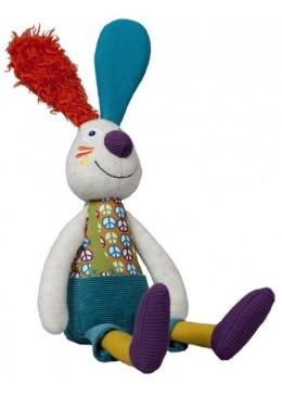 Przytulanka króliczek Jeff, Ebulobo