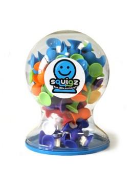 Przyssawki Squigz Zestaw Delux, Fat Brain Toys