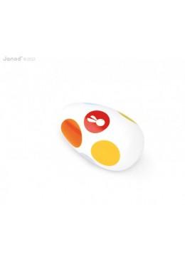 Grzechotka jajko, Janod