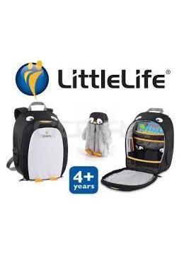 Plecak dziecięcy z piórnikiem, Little Life