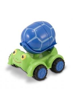Pojazd Betoniarka Żółwik, Melissa&Doug