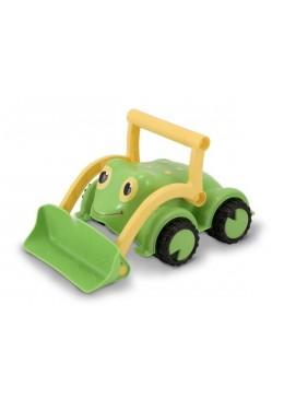 Pojazd Spychacz Żabka, MelissaDoug