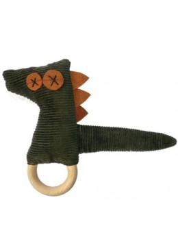 Maskotka-Gryzak Krokodyl Craig Crocodile, O.B. Designs