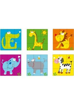 Puzzle Safari, Scratch