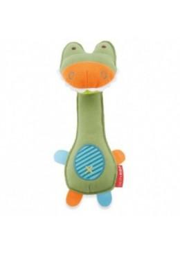Piszczek-grzechotka Krokodyl Safari, Skip Hop