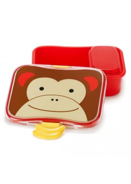 Pudełko śniadaniowe Małpka, Skip Hop