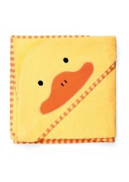 Ręcznik z kapturkiem Kaczuszka, Skip Hop