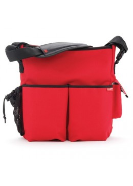 Torba Duo Deluxe Red, Skip Hop