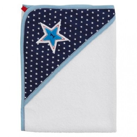Ręcznik z kapturkiem 1,2,3, Bebe-jou