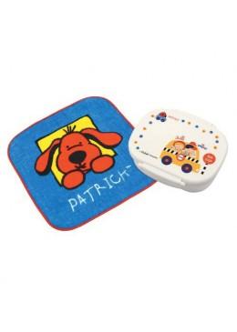 Patrick, lunchbox z ręczniczkiem, K's Kids