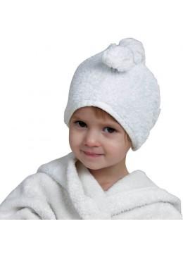 Cuddletwist Ręcznik na włosy biały, Cuddledry