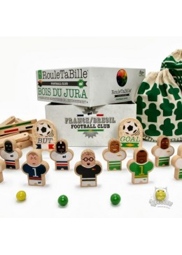 Football Club RouleTaBille®, Les Jouets Libres