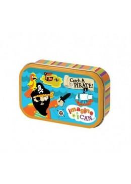 Gra Złap Pirata 3+, Manhattan Toy