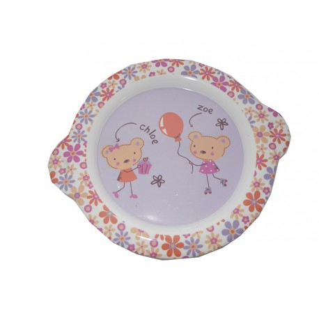 Talerz z melaniny Dragon Adventure