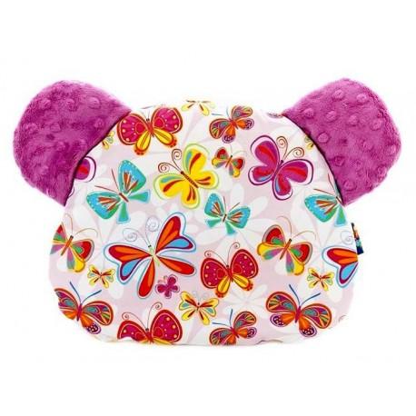 Podusia Miś Motyle, Raspberry