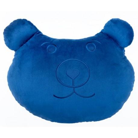 Poduszka wielofunkcyjna Bear Electric Blue