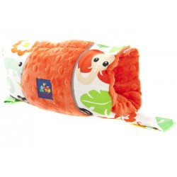 Osłonka Carry Pad CuddlyZoo Safari, Tomato