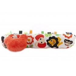 Osłonka Zabawka na pałąk Safari, Tomato