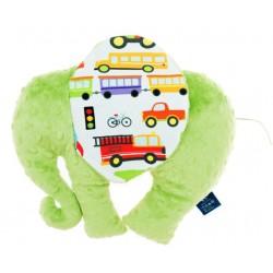 Zabawka Słoń Środki Transportu, Jade