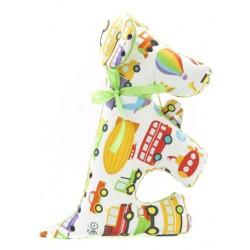 Zabawka Pies Środki Transportu, Jade