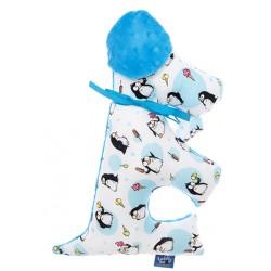 Zabawka Pies Pingwiny, Azure