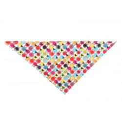 Chustka trójkątna na lato Owieczki