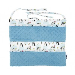 Organizer na łóżeczko, Pingwiny