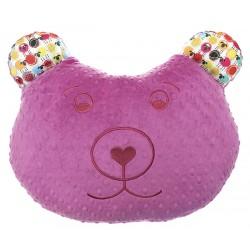 Poduszka wielofunkcyjna Bear Owieczki, Raspberry