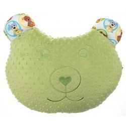 Poduszka wielofunkcyjna Bear Superhero, Jade