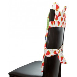 Oparcie na krzesło Cuddly Back Arbuzy, Jade