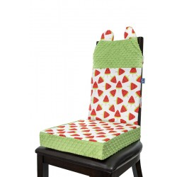 Zestaw Cuddly Chair Arbuzy, Dark Lime