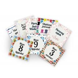 Cuddly Cards. Dziecko - chłopczyk