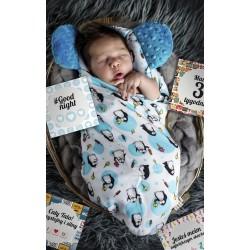 Cuddly Cards. Dziecko dziewczynka